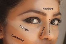 DSLR - Make-up Contour & Highlight