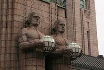 Architecture Art Deco / Sur les traces d'une architecture qui a fait naitre les plus beaux gratte-ciel