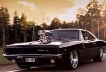 Muscle Cars / The pure goodness of American the muscle car
