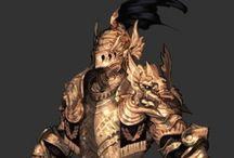 Armor,Sheild