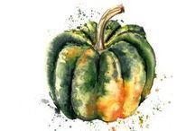 Watercolor Inspiration