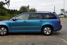 Carwrap / #carwrapping #carwrap #carwraps #oracal970 #cameleon #cookieprinters #warsaw #volvo #volvoforlife #volvolove #volvooceanrace #volvov50 #volvov60 #volvov70