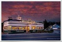 Diner / I am sitting In the morning At the diner On the corner...