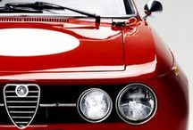 Alfa Romeo (and non) / Auto inspired design beauty and engineering