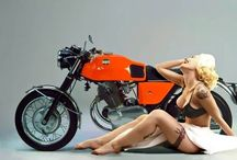 Cafe' Racer  concept / Moto Cafe' Racer