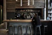 Café  Bistrô   Bar   Restaurante -  Arquitetura Comercial / Referencias de Arquitetura comercial de bares, restaurantes e cafeterias.