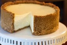 Cheesecakes for all Occasions! / Cheesecakes of all kinds for all occasions!  Round cheesecakes, cheese cupcakes, cheesecake brownies, cheesecake cookies, etc.  Cheesecakes from all cultures as well.  #cheesecake #brownie #cookies #dessert