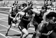 Runners / running