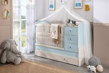 Serie Baby Boy: Habitación bebé / Cuna convertible de Cilekspain, dormitorios temáticos