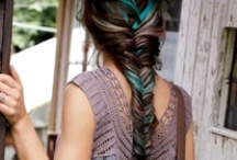 Fishtail Braids / Always loved this braid....