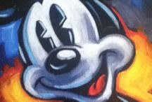 Disney Art / I love Disney Art....❤️