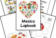Mexico Theme Unit / A week long unit study done during the 2013-2014 school year.