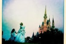 Disney World / My dream is to one day go to Disney World...