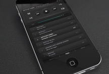 Music Player UI Android/Iphone