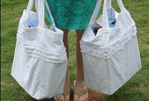 bags to make / wonderful bags that you can make as fete projects or as gifts
