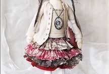 dolls clothes / Ideas for clothes to make to Dress old dolls