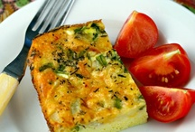 * Light lunches and breakfast ideas