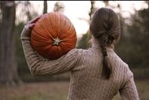 Sweet Autumn / The sweet smell of autumn....