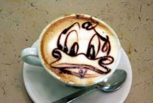 Coffee Art...