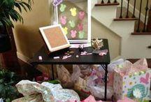 Baby Shower Love / Baby Showers, Baptism and Christenings