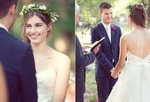 Penteados noiva inspirações / Casamento