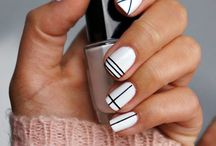 """Polish Love / The Perfect Color, Design & Shape - A Well """"Staged"""" Nail"""