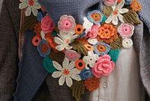 ••• Crocheted ••• / cronchet, crocheted, patterns, ideas, bags, decorations ••• szydełkowanie, wzory, pomysły, torebki, dekoracje, akcesoria