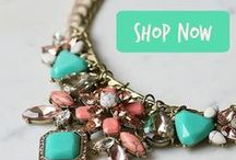 Sparkly Boutique / chloe + isabel www.delightmedarling.com Heather Clemmons