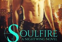 THE NIGHTWING SERIES / Inspiration and images for the Nightwing Series (Kensington Publishing): SOULFIRE (October 2014) WINDBURN (February 2015) NIGHTBLOOM (October 2015)