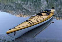 Canoes/Kayaks/Small Wooden Boats / Photos of canoes, kayaks and beautiful places to paddle, row & camp. / by Dick Berry
