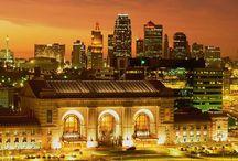 Kansas City & Kansas / by Dick Berry