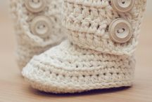 Baby booties 2 - Boots