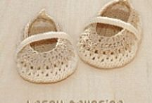 Baby booties 3 - Mary Janes