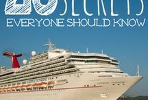 Let's Go Cruising!! / Anything you could want to know about taking a Cruise!