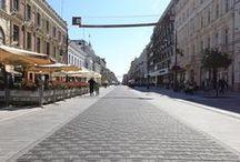 W rytmie miasta / Realizacje miejskie Polbruk