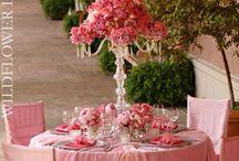 Dream wedding / Dream wedding in PINK / by Wanda Williams