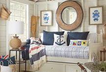Kid's Bedrooms / Kids & Teen Bedroom and Playroom Ideas