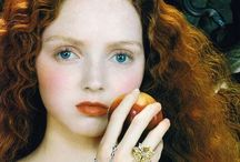 Model- Lily Cole / Lily Cole / by Daddy's Little Princess