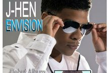 J-Hen / Dallas Artist J-Hen knows what his fans wants and delivers on the promise. Follow the journey! / by J-HEN