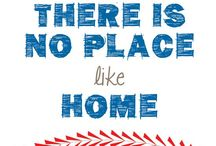 No place like home / by Halle skinner