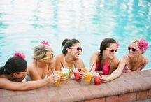 Bachelorette Bash, Hen Party, Junggesellinnenabschied / Bachelorette Bash, Hen Party, JGA, Feiern, Mädels