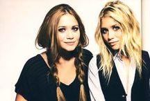 Olsen, Mary-Kate and Ashley / Mary-Kate and Ashley Olsen, Beautiful Twins, Full House, Olsen Style