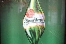 170 Years of PU Advertising / 170 let reklamy piva Pilsner Urquell.