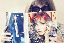 Vogue & Chanel / vogue, chanel, chic, style, magazine