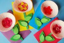 craft gifts / kreatywne prezenty / pomysły na kreatywne prezenty, dla mamy, babci,dziadka, na Dzień Kobiet etc.