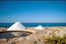 Darmanin Salt Pans / Managed by Mr. Zaren Darmanin - These traditional salt pans are found in Marsascala, South of Malta