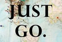 Travel Quotes | Getaway Travel / I haven't been everywhere, but it's on my list.