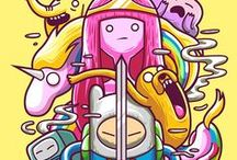 adventure time / I love adventure time
