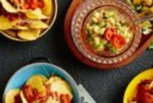 Appetizers / Mexican Appetizers to get your Mexican Fiesta started! Great recipes for quick and simple starters and snacks.