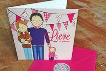 Studio Maartje | Een kaartje van Maartje / Geboortekaartjes, trouwkaarten, uitnodigingen, kortom: alles wat door de brievenbus past!